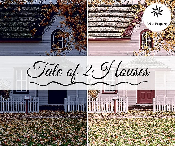 Tale of 2 Houses